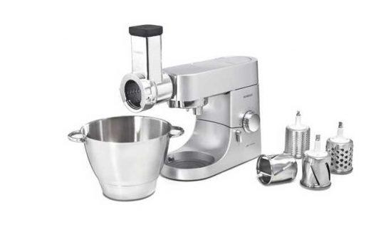 Co zyskujesz mając robot kuchenny Kenwood kuchni
