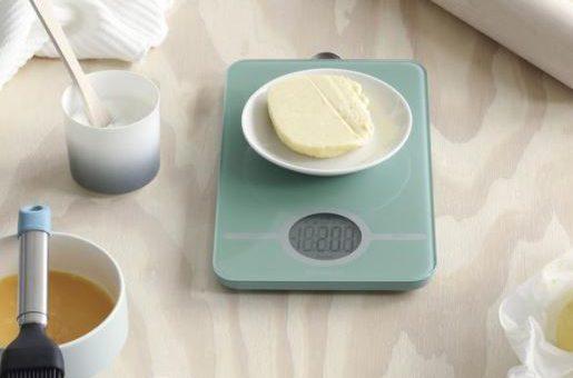 Jak wybrać wagę kuchenną?